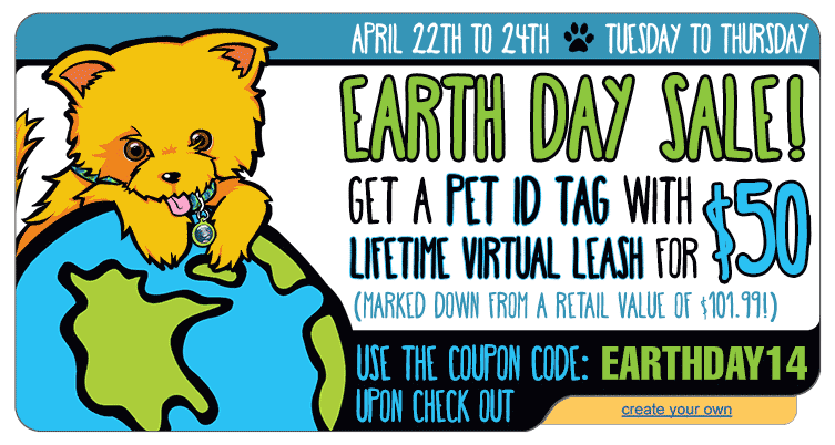 Earth Day Sale 2014