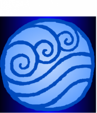 Avatar  The Last Airbender Water Tribe symbolAvatar The Last Airbender Water Symbols