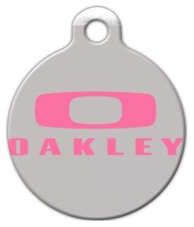 oakley Dog Tag by Dog Tag Art