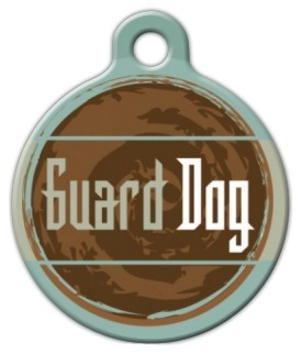 Guard Dog Identification Tag