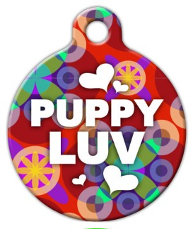 Puppy Luv Tag