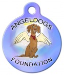 Image: AngelDogs Foundation Pet ID Tag