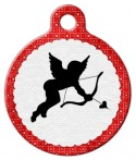 image: Cupid Custom ID Tag