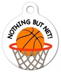 image: Nothing But Net Dog or Cat Tag