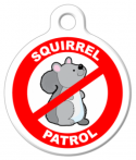 image: Squirrel Patrol Dog or Cat ID
