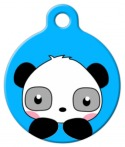 image: Cheery Panda Pet Tag