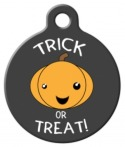 Image: Trick or Treat ID Tag