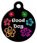 image: Good Dog Collar Tag