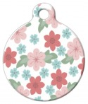 Summer Bloom Pet Tag