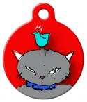 Pet Tag ID,pet id tags