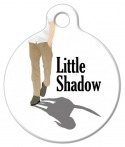 image: Little Shadow Dog ID Tag