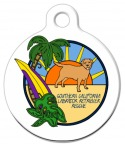 SoCal Lab Rescue Dog Tag for Dogs