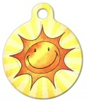 image: Sun Smile Pet ID Tag