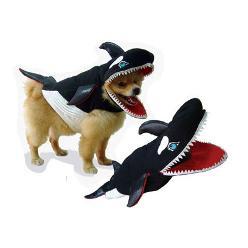 Dog Halloween Costume Killer Whale