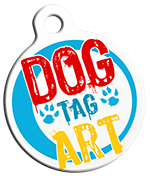 Dog Tag Art