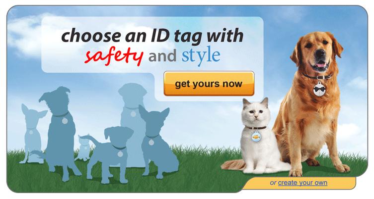 Image: Choose Dog Tag Art ID Tags