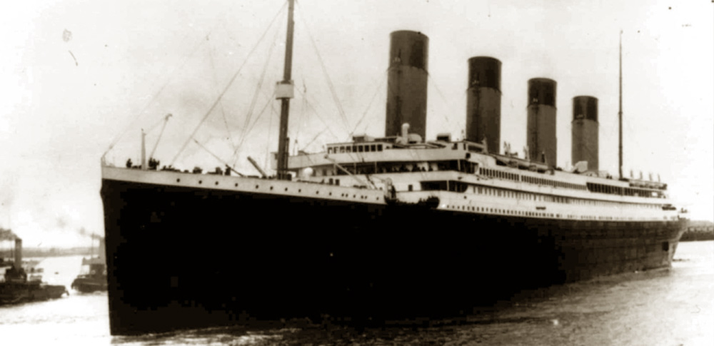Honoring the 12 Dogs on the Titanic