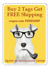 dog tag art coupon