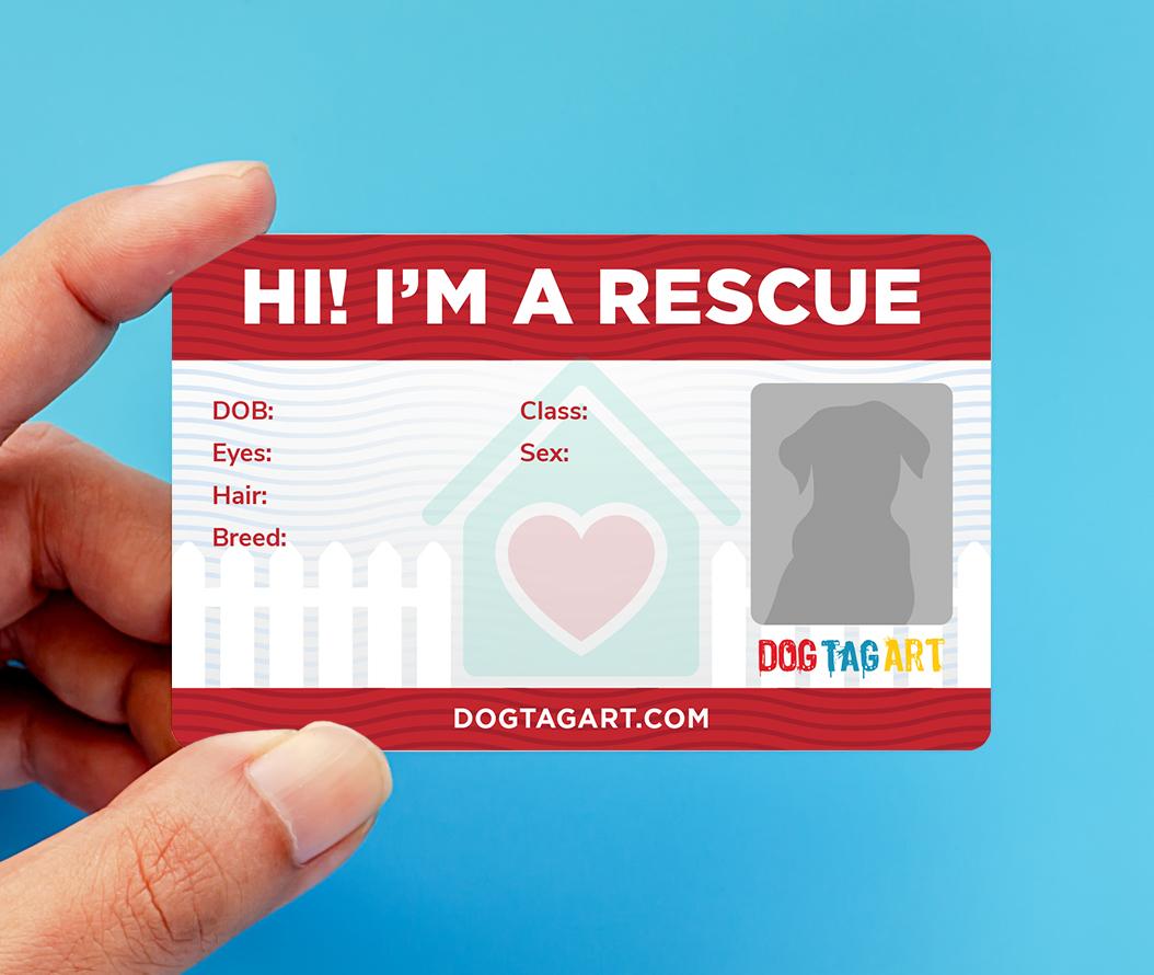 Rescue ID Card