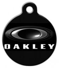 oakley dog collar