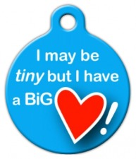 Big Heart Dog Tag for Dogs