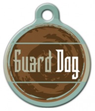 Guard Dog Identification Tag