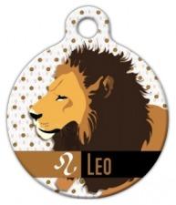 Leo Pet ID Tag