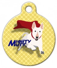 Mighty Mutt Pet ID Tag