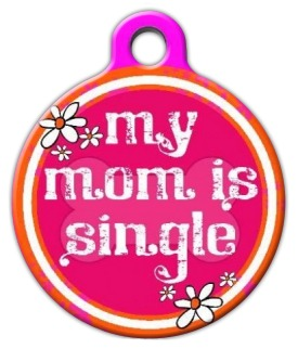 My mom is single