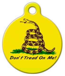 Don't tread on me!