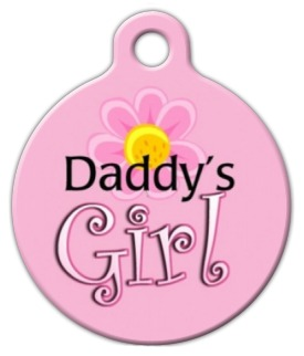 Daddy's Girl Tag