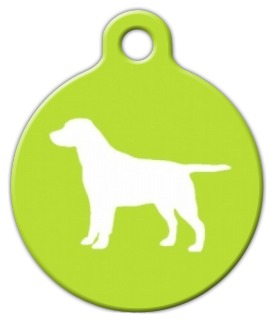 Labrador Retriever Dog Tag