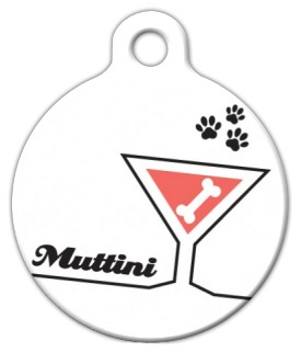 Muttini Dog Tag for Dogs
