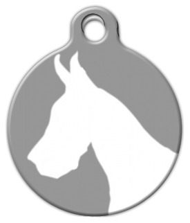 Great Dane Dog ID Tag