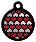 [image] Love Struck Pet Collar Tag