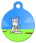 Got Bone Dog ID Tag
