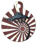 image: Japan Tree Pet Tag