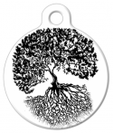 image: Anna's Tree Pet Identity Tag