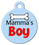 image: Mama's Boy Tag