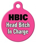 HBIC Designer ID Tag