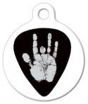 image: Garcia's Hand Pet ID Tag
