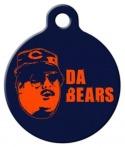 Da Bears - Chicago Bears ID Tag