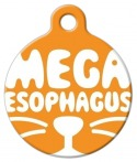 image: Megaesophagus Cat ID Tag