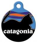 image: Catagonia Pet ID Tag