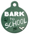 image: Bark To School ID Tag