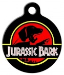 image: Jurassic Bark II Name Tag for Dogs
