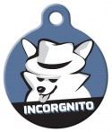 image: InCORGnito Custom Dog Tag