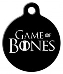 image: Game of Bones Custom ID Tag for Dogs