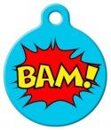 image: BAM! SFX Pet ID Tag