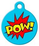 image: POW! SFX Pet ID Tag